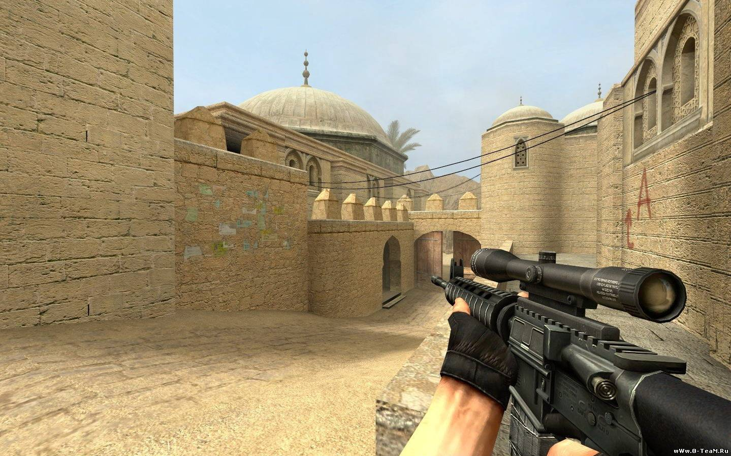 Counter Strike Source Народ